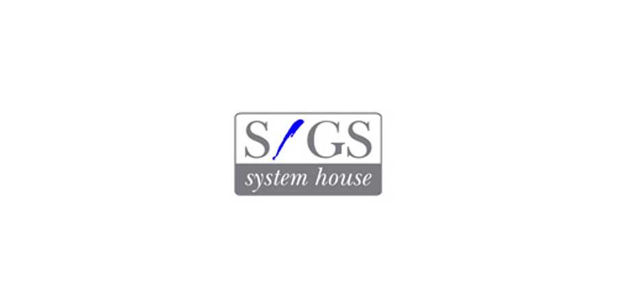 logo sgs system