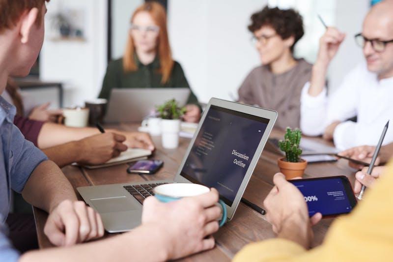 tavolo di lavoro - formazione in gestione della tesoreria aziendale