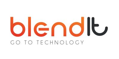 logo blend it