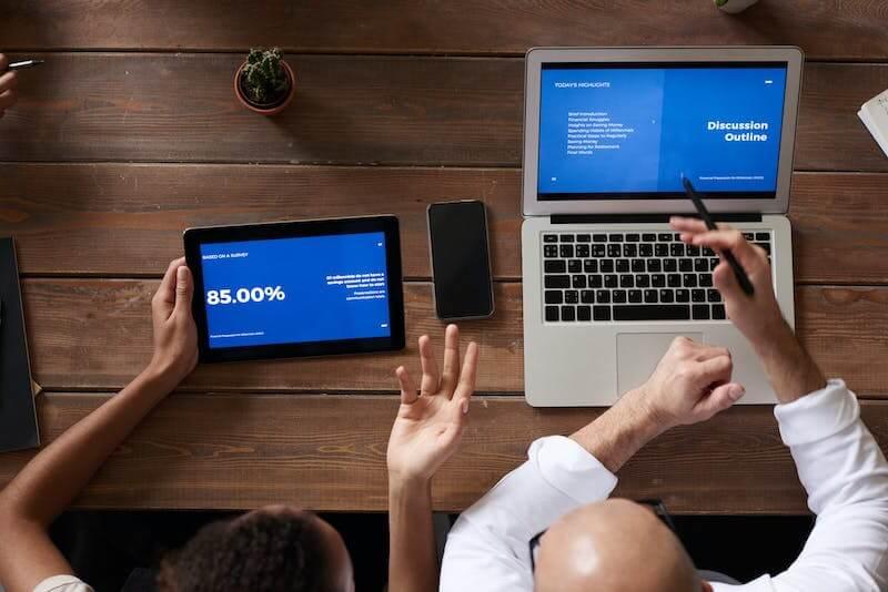 analisi dei dati aziendali - gestione della tesoreria aziendale con software