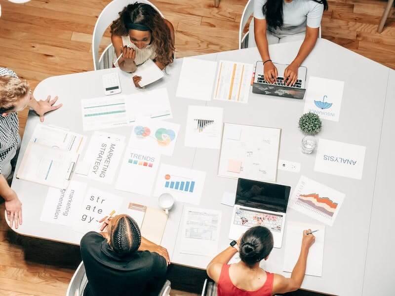 team - corporate insurance